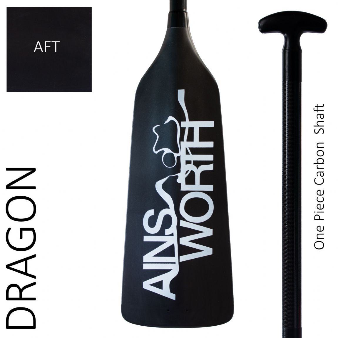 DRAGON (AFT) One Piece Carbon Shaft